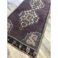 "31"" x 9' 11"" Runner Rug Handmade Hallway Turkish Carpet"