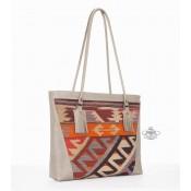 Leather Kilim Bags
